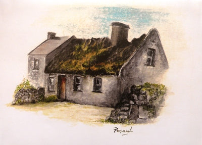 "Pervaneh ""Old Irish Cottage 2"""