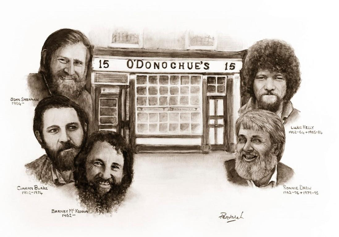 Pervaneh - The Dubliners
