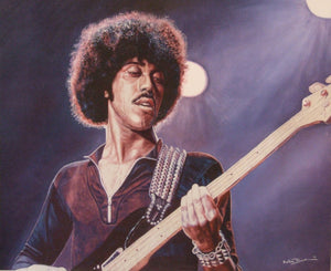 "Mark Baker ""Phil Lynott"""