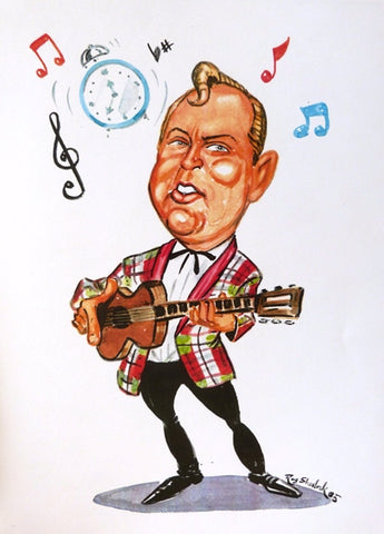 "Ray Sherlock ""Bill Haley"""