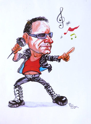 "Ray Sherlock ""Little Bono"""