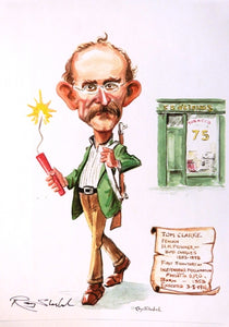 "Ray Sherlock ""Thomas Clarke, Easter Rising 1916"