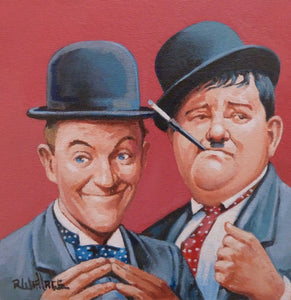 "Roy Wallace ""Laurel and Hardy I"""