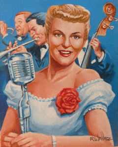 "Roy Wallace ""Peggy Lee 1940s"""