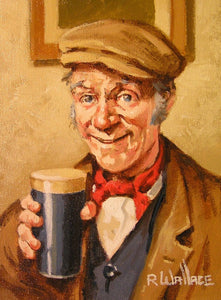 "Roy Wallace ""Pint man"""