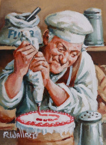 "Roy Wallace ""The Baker"" (2007)"