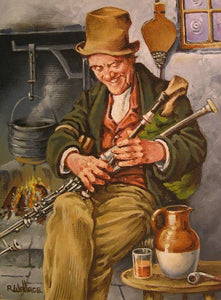 "Roy Wallace ""The Uileann Piper"""