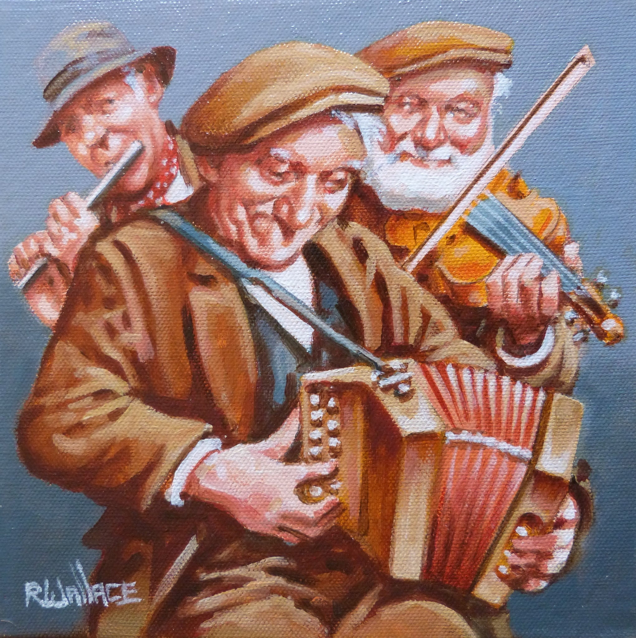 "Roy Wallace ""The Trad Session"" (2009)"