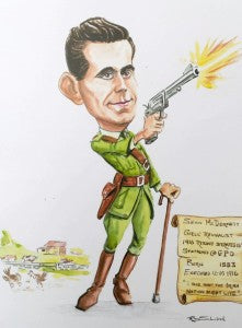 "Ray Sherlock ""Sean McDermott, Easter Rising 1916"""