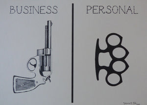 "Solus ""Business/Personal"""