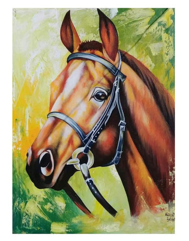 "Tanzania Artists Group ""Majestic Horse"""