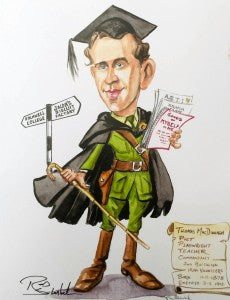 "Ray Sherlock ""Thomas MacDonagh, Easter Rising 1916"""