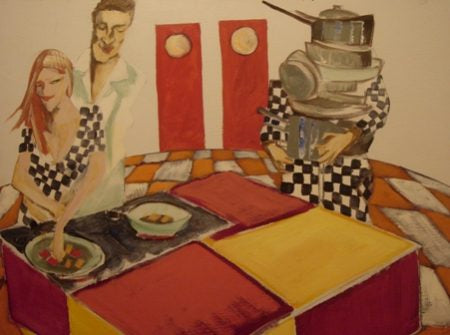 "Tom Byrne ""Kitchen Antics"""