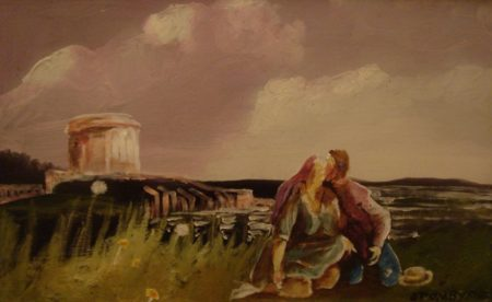 "Tom Byrne ""Lovers by the Sea"""