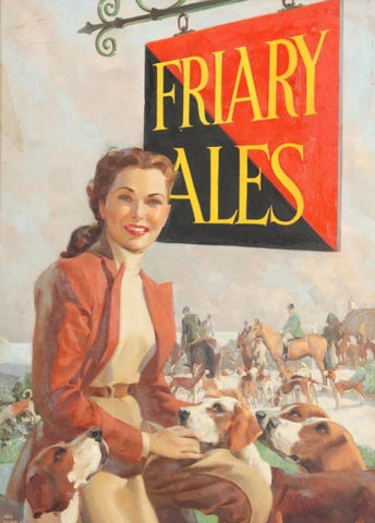"Van Jones ""Friary Ales"""