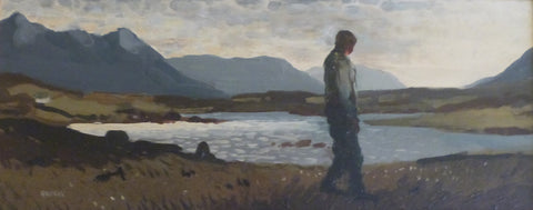 "Brian Quinn ""Three Lakes, Wicklow Mountains"""