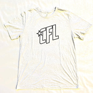 Open image in slideshow, Men's CFL 2.0 Logo T-Shirt