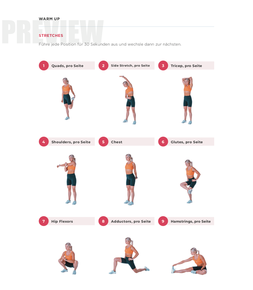 CROSS TRAINING GUIDE