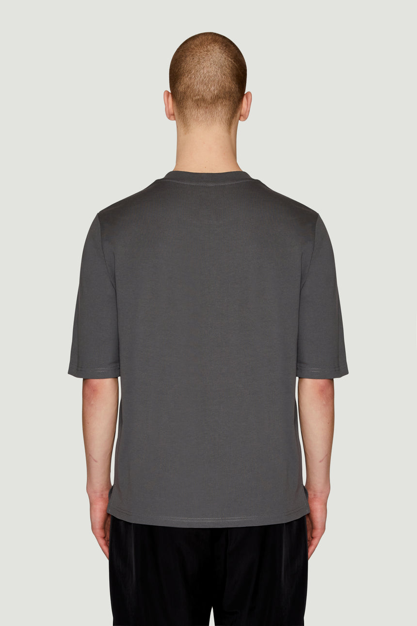 AW18 Hand T-Shirt Charcoal