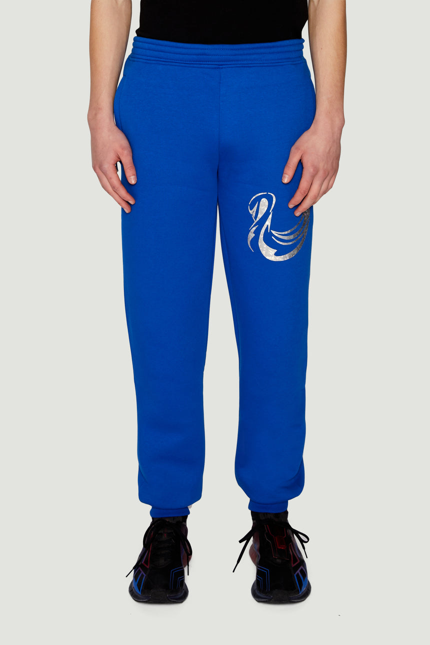 AW17 Swan Bottoms Blue