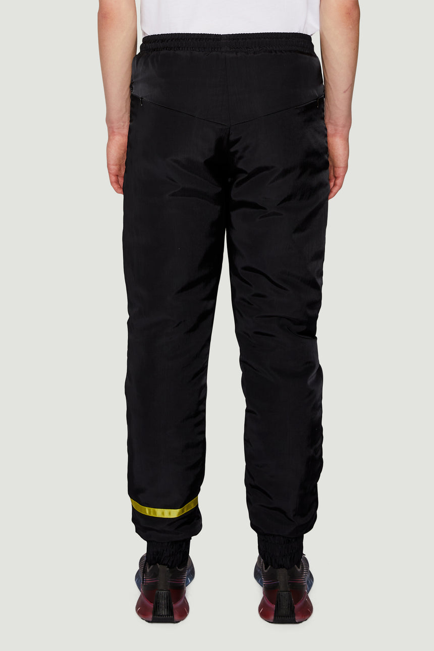 AW19 Padded Bottoms Black