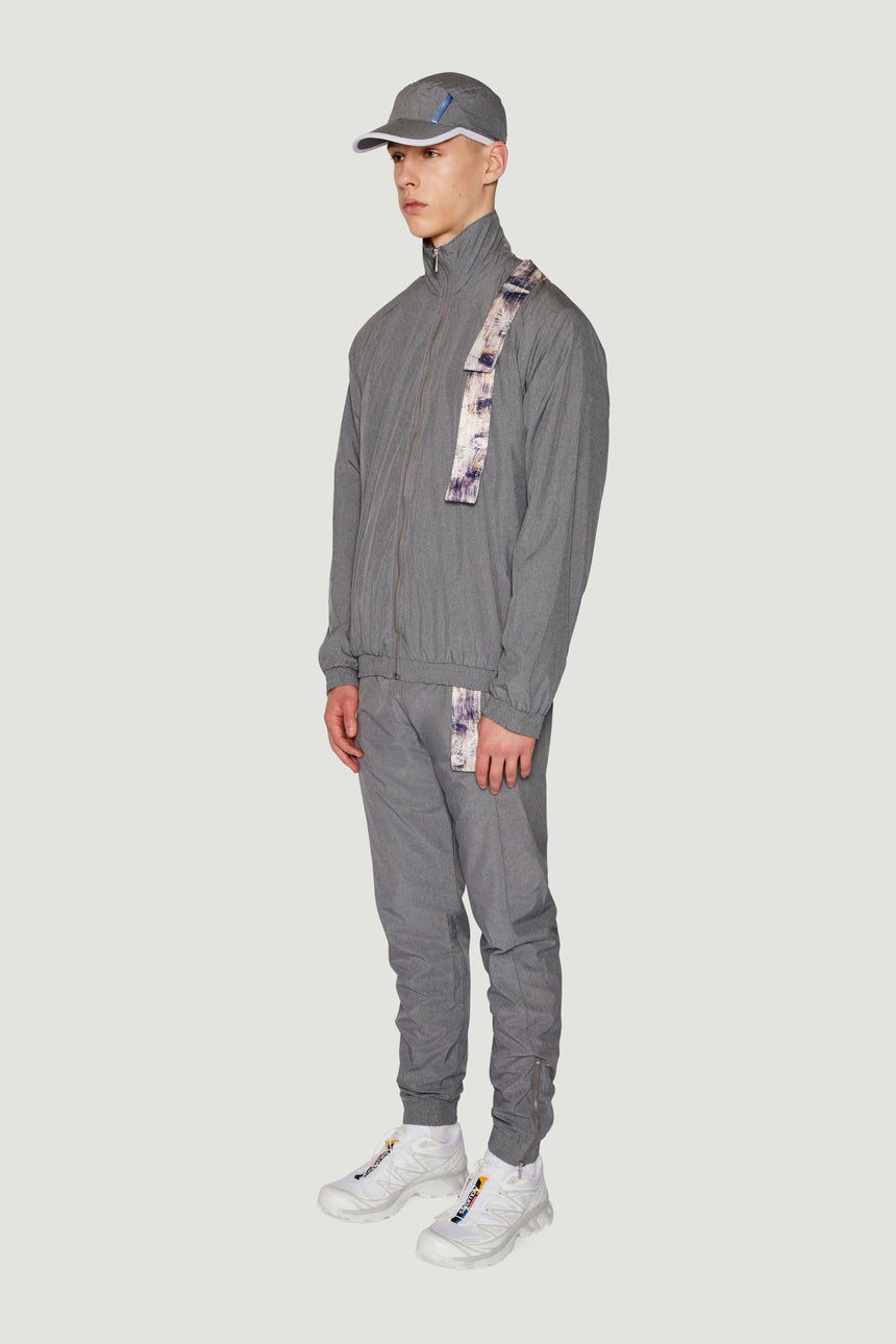 AW18 Harness Track Top Grey
