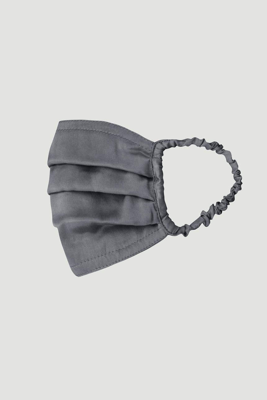 SILK MASK GREY