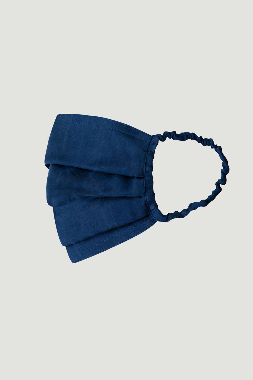 SILK MASK NAVY
