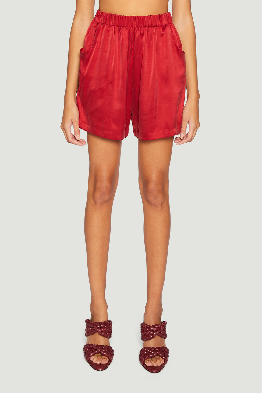 The Shorts Red