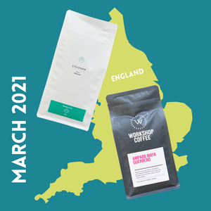 International Coffee Subscription - March 2021