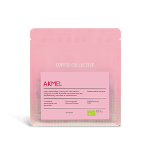 Akmel Organic Anaerobic Natural - Exclusive Micro-Lot [200 g Pink Bag]