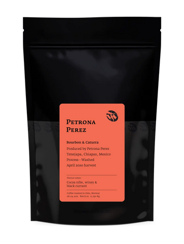 Petrona Perez [VERY LIMITED QUANTITY AVAILABALE]