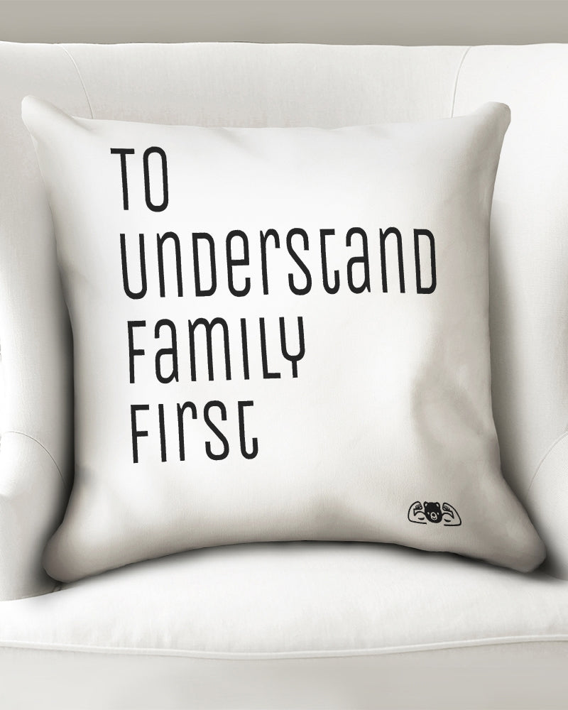 "T.U.F.F Throw Pillow Case 20""x20"""
