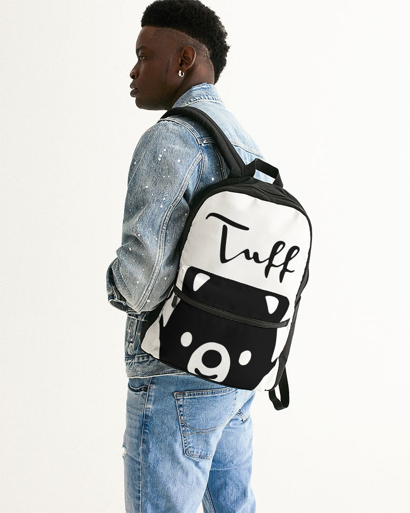 Tuff Life Collection Small Canvas Backpack