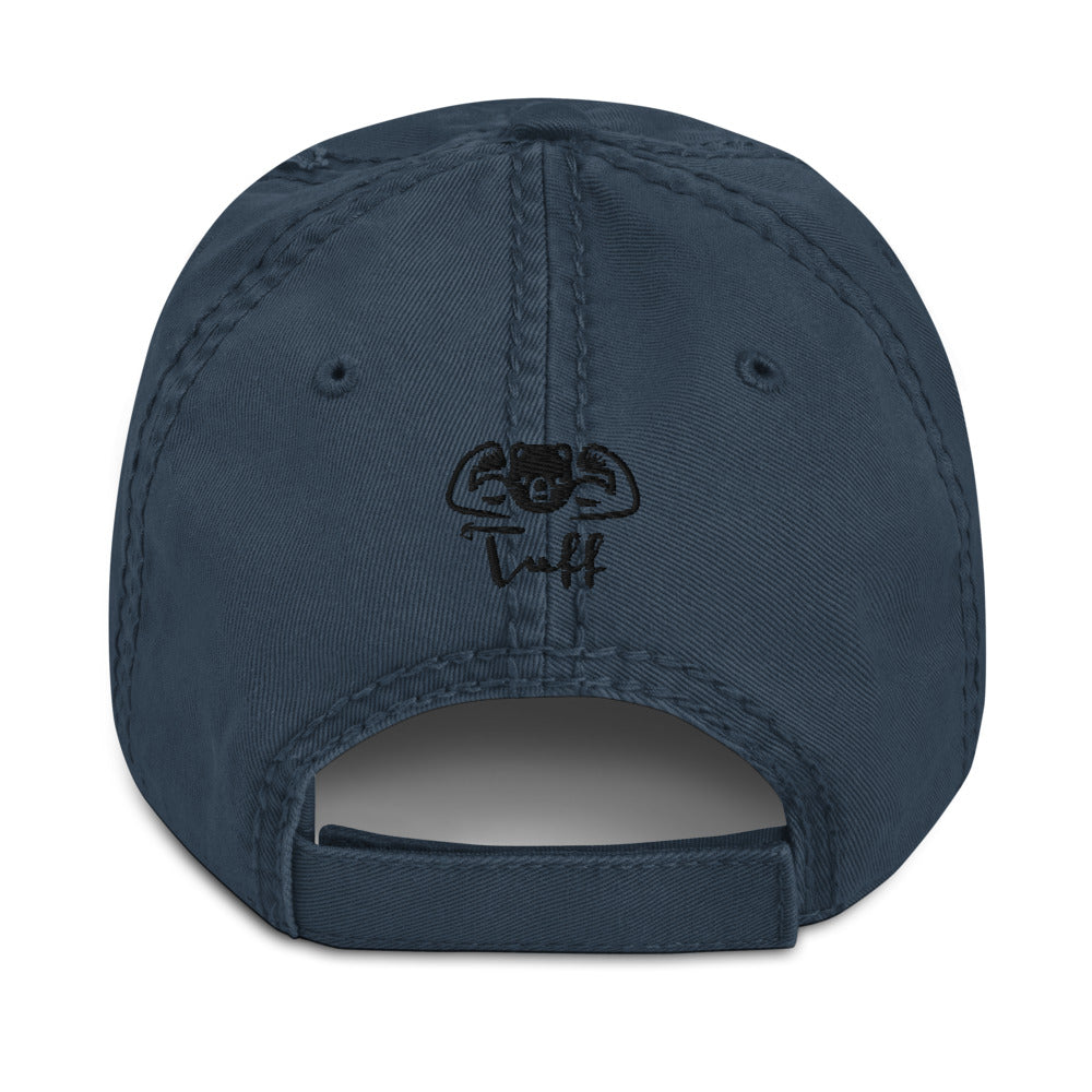 Distressed TUFF  Hat