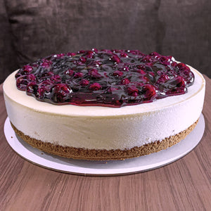 Blueberry Cheesecake (1800 g) — for pick-up only, order at least 2 days in advance