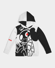 Load image into Gallery viewer, color block graphic hoodie