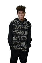 Load image into Gallery viewer, Black Mytthic Hoodie