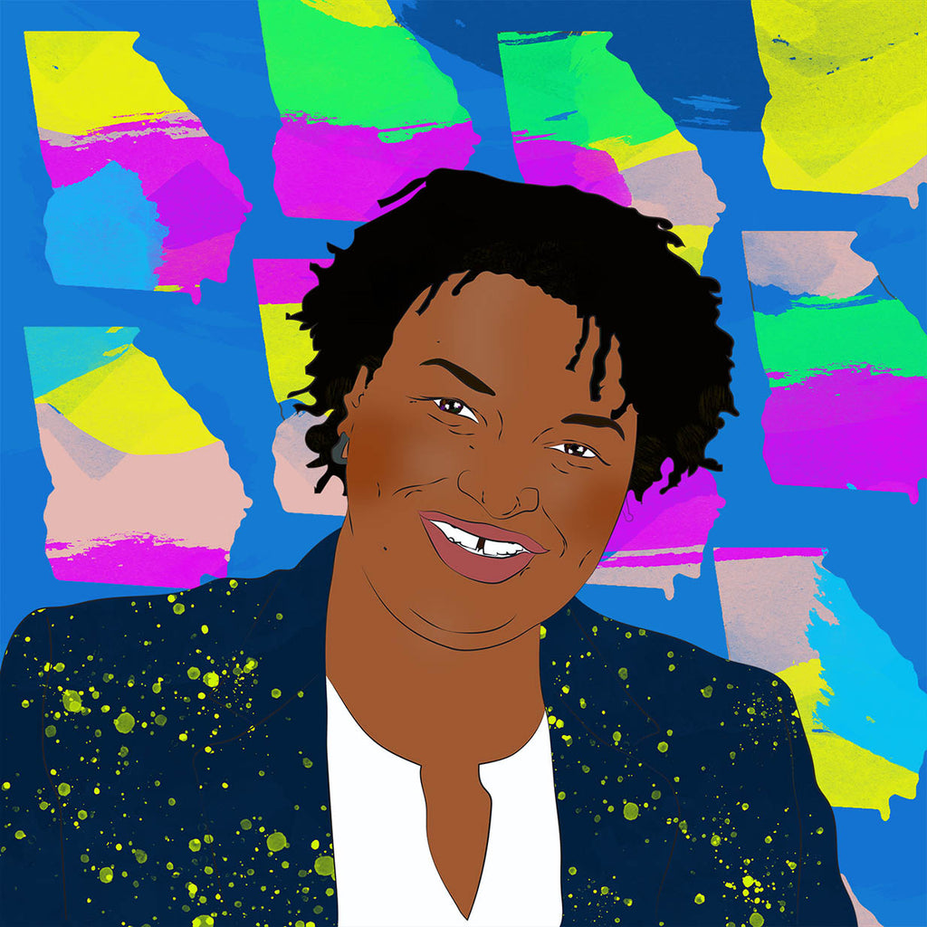 The Story of Stacey Abrams