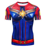 Children's Cosplay Compression Shirt - Geek Zones