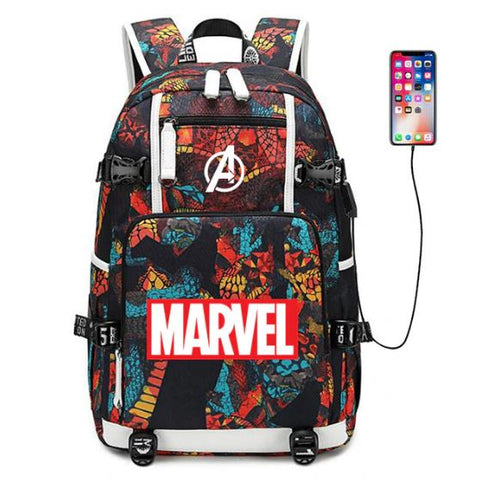 Marvel Smart Backpack - Geek Zones