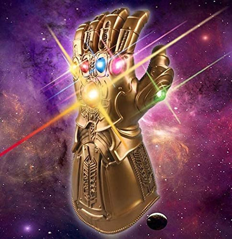Thanos LED Infinity Gauntlet - Geek Zones