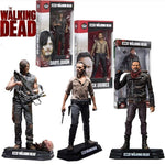 The Walking Dead Rick Daryl Negan Action figure - Geek Zones