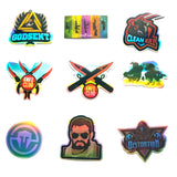 CSGO Counter-Strike Stickers - Geek Zones