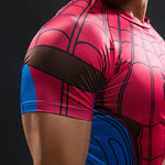 Spider-Man Compression Shirt - Geek Zones
