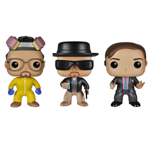 Breaking Bad Pop Figures - Geek Zones