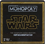 Star Wars Skywalker Saga Monopoly - Geek Zones