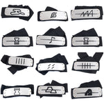 Shinobi Forehead Protector Headband - Geek Zones