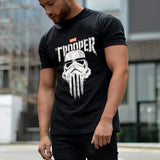 Star Wars Imperial Stormtrooper Punisher T-shirts - Geek Zones