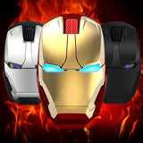 Iron Man Wireless Mouse - Geek Zones